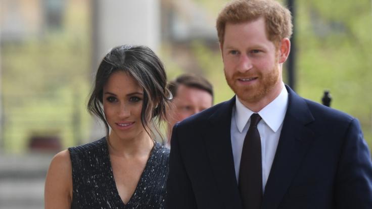 Meghan Markle und Prinz Harry steht einiger Ärger ins Haus. (Foto)