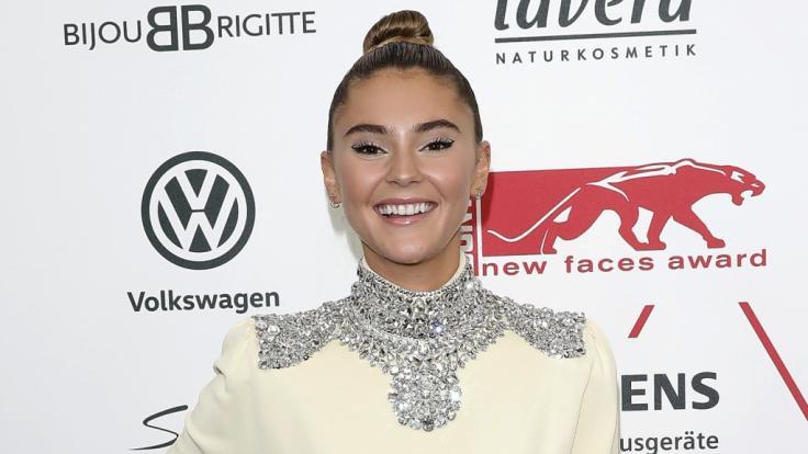 Stefanie Giesinger ist als Model und Influencerin erfolgreich.