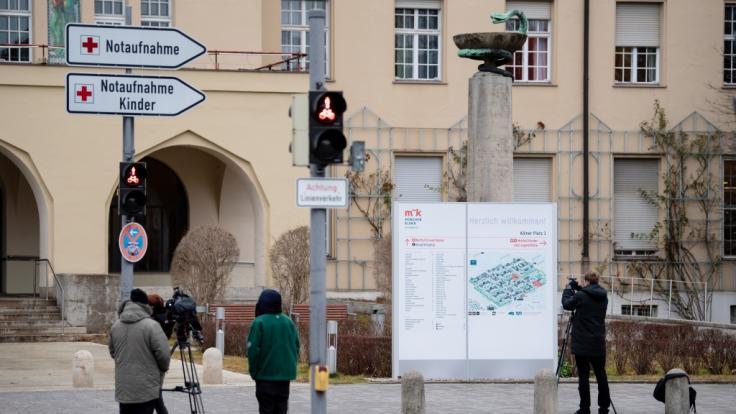 Coronavirus in Deutschland angekommen! Erster Patient wird im Klinikum München Schwabing behandelt