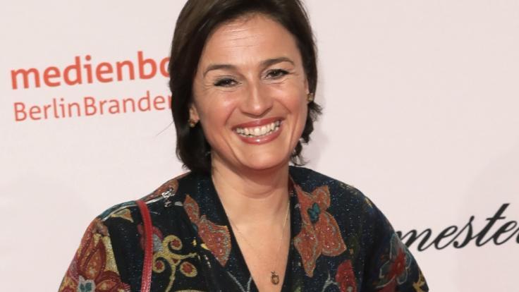 Sandra Maischberger hat eine Trödel-Sendung im RBB. (Foto)