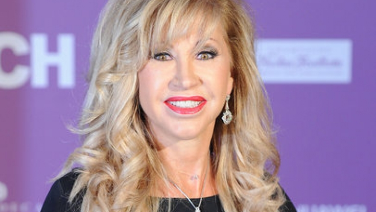 Carmen Geiss ist nicht nur Millionärsgattin und Reality-TV-Star, sondern auch leidenschaftliche Sängerin. (Foto)