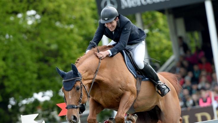 Beim Deutschen Spring- und Dressur-Derby treten Reiter aus über 30 Nationen an.