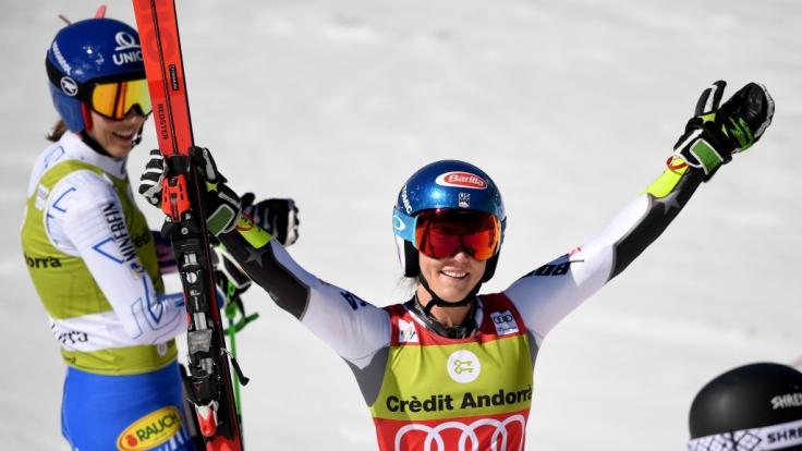 Das sind die Favoritinnen zum Ski Alpin Weltcup (Foto)