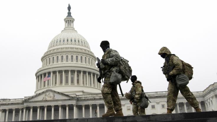 Eine Prophezeiung spricht von einer militärischen Auseinandersetzung zwischen den USA und Iran. (Foto)