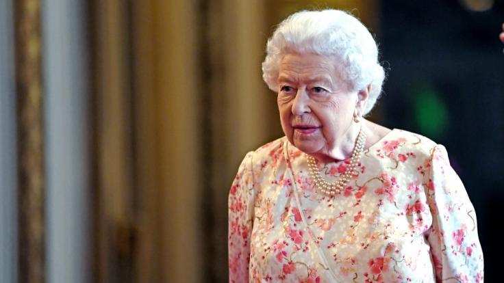 Queen Elizabeth sitzt seit 65 Jahren auf dem britischen Thron. (Foto)