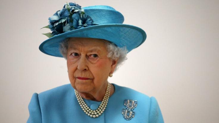 Queen Elizabeth II. dürfte das Unfall-Drama ihres Vertrauten Francis Dumoke nahe gegangen sein. (Foto)