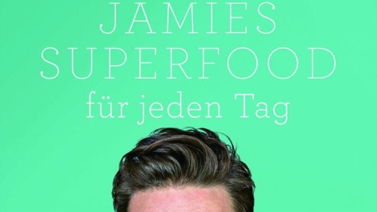 Jamie Oliver bezeichnet sein neuestes Kochbuch als eine Art