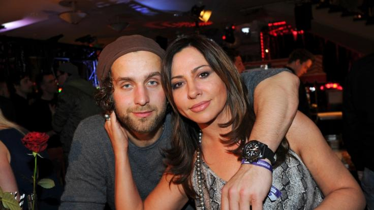Silvio Heinevetter und Freundin Simone Thomalla.