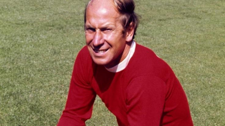 Sir Bobby Charlton, der 1966 mit England Fußball-Weltmeister wurde, ist an Demenz erkrankt. (Foto)