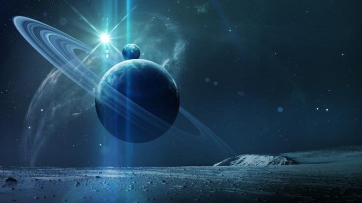 Experten der Nasa sind sich sicher: Auf der Venus gibt es extraterrestrisches Leben.