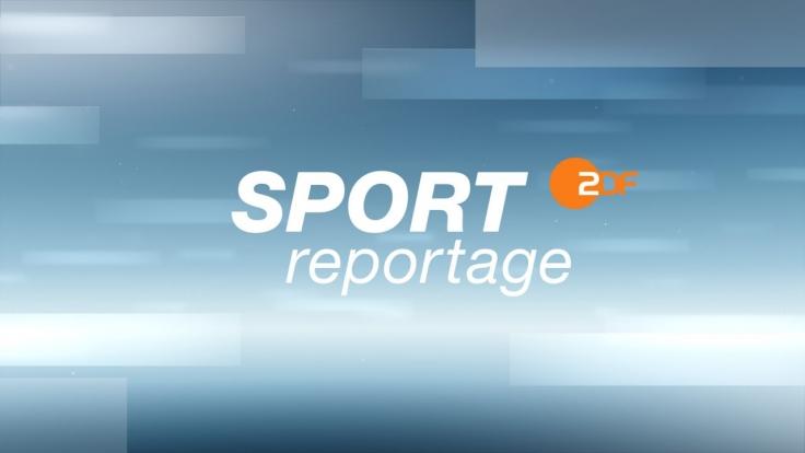 ZDF SPORTreportage bei ZDF. (Foto)