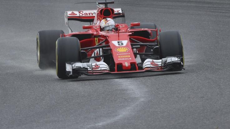 Seit zehn Jahren ist Ferrari beim USA-GP bereits glücklos.