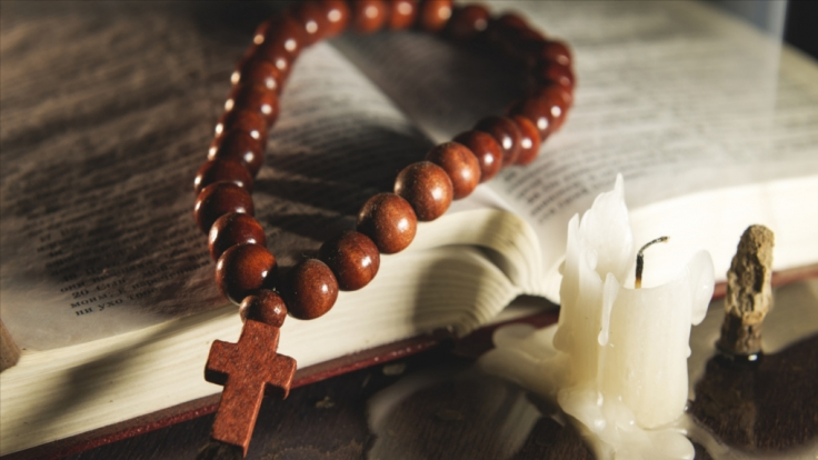 In der katholischen Kirche ist Teufelsaustreibung immer noch erlaubt. (Foto)