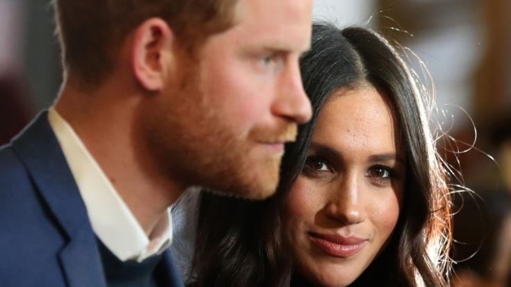 Prinz Harry und seine Verlobte Meghan wollen im Mai heiraten.