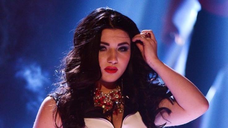 """Sängerin Melody Haase ist aus der elften Staffel """"Deutschland sucht den Superstar"""" bekannt. (Foto)"""