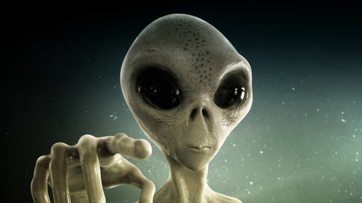 Aliens Auf Dem Mond