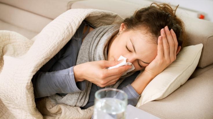 In Sachsen ist die Zahl der Grippe-Erkrankungen auf 15.400 gestiegen.
