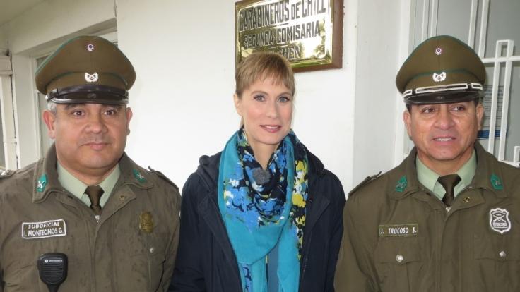 Ermittlungen in Chile: Kann Sandra Eckardt Marisols Mutter wiederfinden? (Foto)