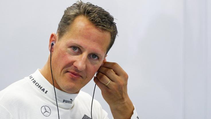 Lebt seit seinem Ski-Unfall zurückgezogen: Michael Schumacher. (Foto)