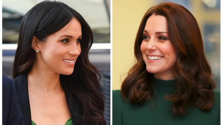Kate Middleton und Meghan Markle sollen beide versuchen, (erneut) schwanger zu werden.