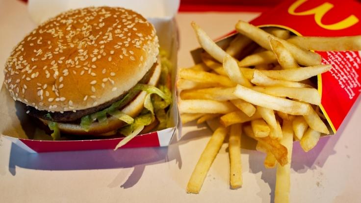 Geheime Menüs bei McDonald's. (Foto)