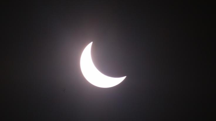 Die erste Sonnenfinsternis des Jahres ist leider nicht von Mitteleuropa aus sichtbar. (Foto)