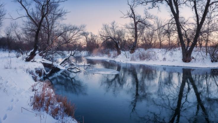 Ob Petrus im Dezember 2016 für eine schöne Winterlandschaft sorgt? (Foto)
