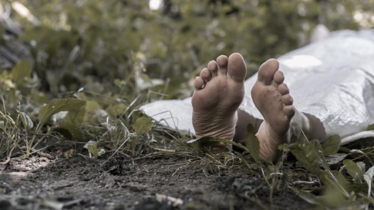 In einem Waldstück in Philadelphia wurden die sterblichen Überreste von Dianna Brice gefunden - die schwangere 21-Jährige war eine Woche lang vermisst gewesen (Symbolbild).