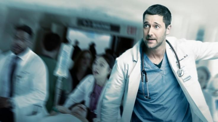 "Ryan Eggold als Dr. Max Goodwin in ""New Amsterdam"". (Foto)"