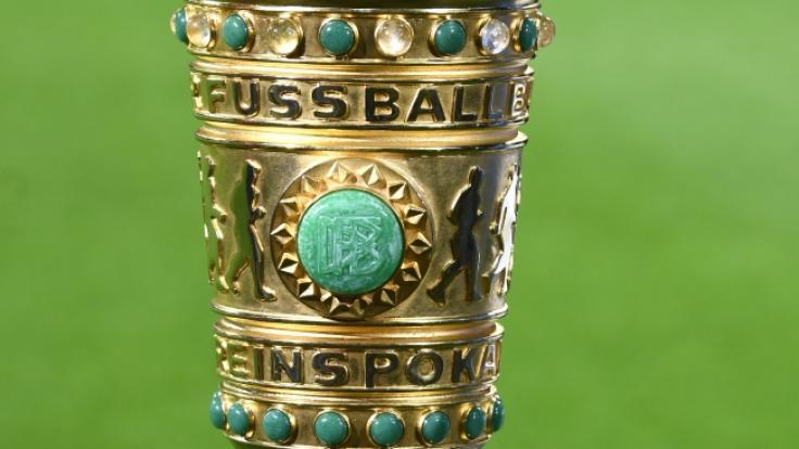 Das Finale im DFB-Pokal 2020 findet am 23. Mai 2020 im Berliner Olympiastadion statt. (Foto)