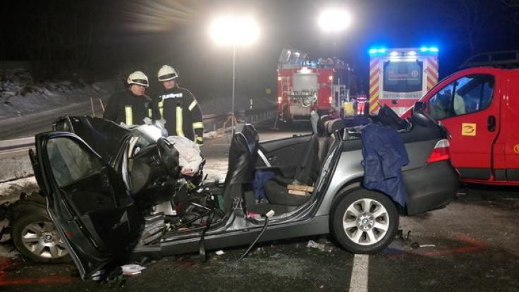 Ein tragischer Unfall in Hessen machte sieben Kinder zu Vollwaisen. (Foto)