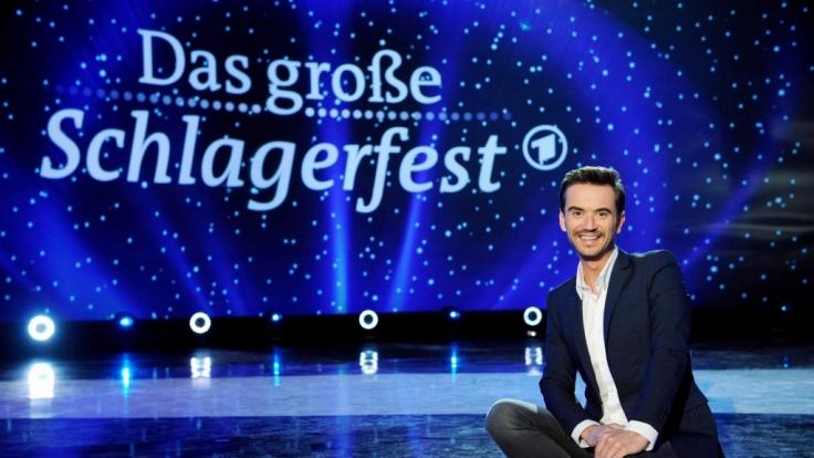"""Florian Silbereisen freut sich auf """"Das große Schlagerfest"""". (Foto)"""