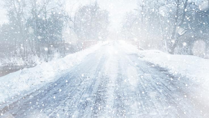 Im Süden Deutschlands kann es zu Bodenfrost und Glätte kommen. (Foto)