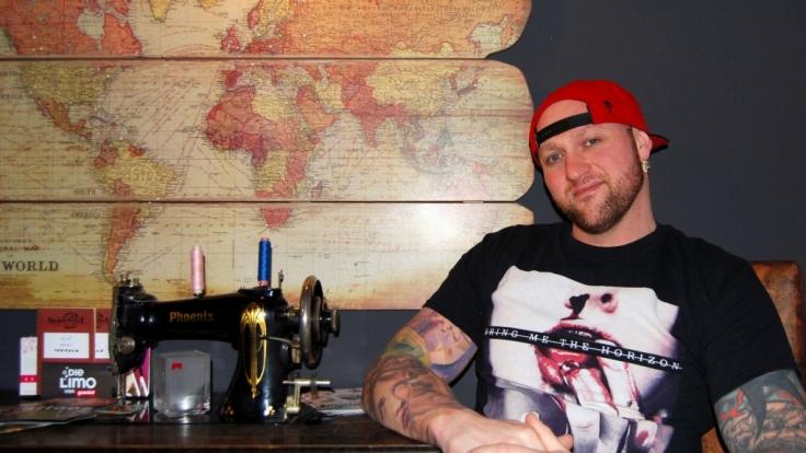 Randy Engelhard ist der Shootingstar der internationalen Tattooszene.