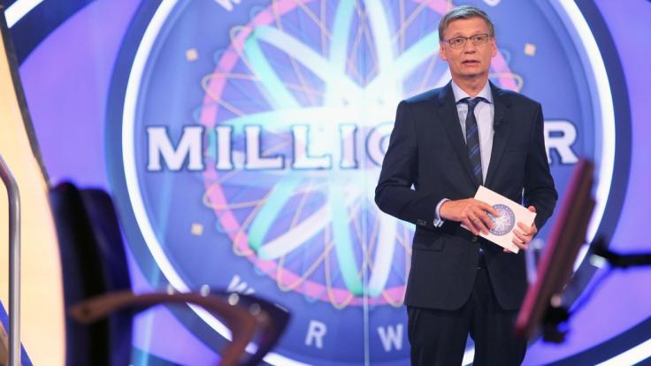 """Bei """"Wer wird Millionär"""" ging es auch am Montag heiß her. (Foto)"""