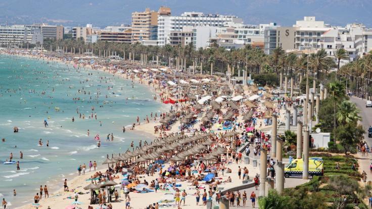 Auf Mallorca kam es zu einem schrecklichen Missbrauch.