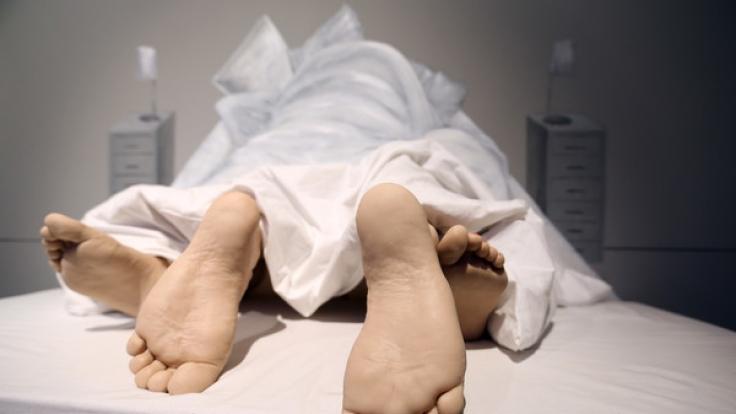 Ein Mann wollte mit Sex seine tote Freundin zum Leben erwecken. (Foto)