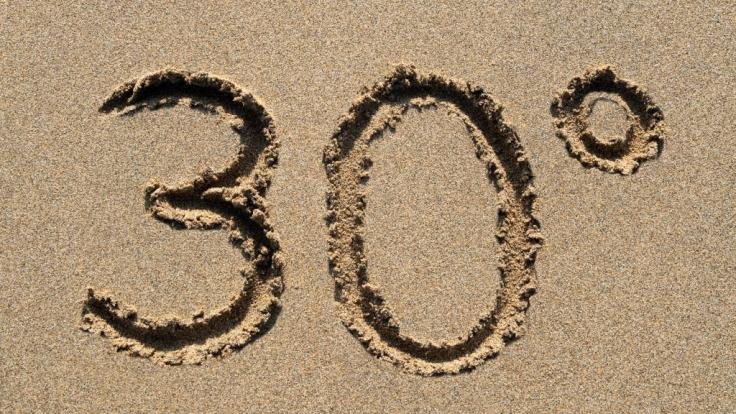 In einigen Ländern Südeuropas werden an Pfingsten mehr als 30 Grad erwartet. (Foto)