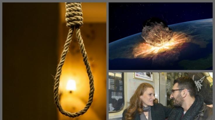 NEWS DES TAGES: +++ Selbstmord bei Facebook gestreamt +++ Asteroid rast auf Erde zu +++ Neues GZSZ-Traumpaar.