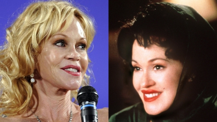 In Verrückt in Alabama (1999, rechts) spielte Melanie Griffith unter der Regie von Ex-Mann Antonio Banderas. Heute bleiben große Rollen aus - liegt es am veroperierten Äußeren?