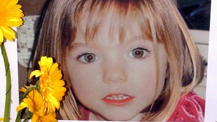 Maddie McCann wird seit 2007 vermisste. (Foto)
