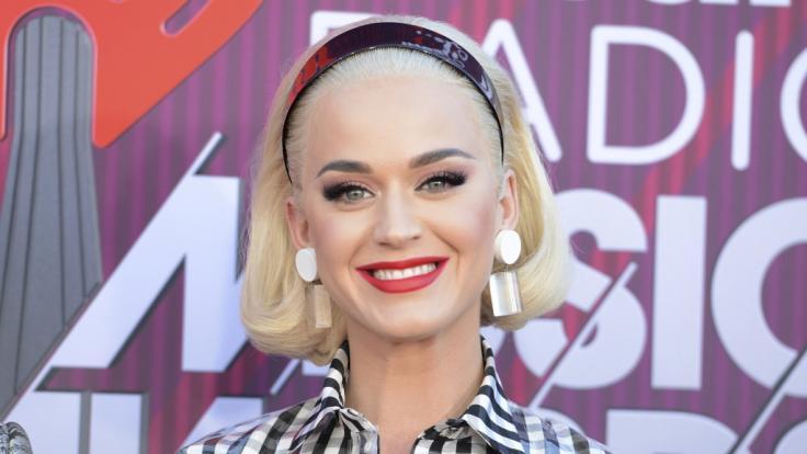 Katy Perry erwartet ihr erstes Kind.