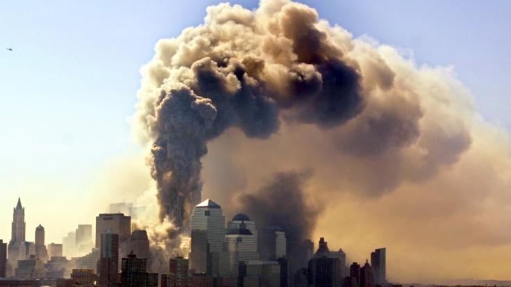 Noch immer ranken sich um den Terroranschlag aufs World Trade Center zahlreiche Verschwörungstheorien. US-Präsident Joe Biden hat nun die Freigabe geheimer Dokumente angeordnet. (Foto)
