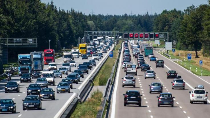 Stau Verkehrsinfo