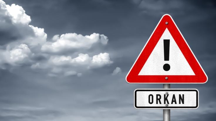 Drohen uns in dieser Woche Orkan-Böen? (Foto)