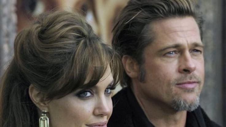 Einstiges Traumpaar und Geschäftspartner: Angelina Jolie und Brad Pitt. (Foto)