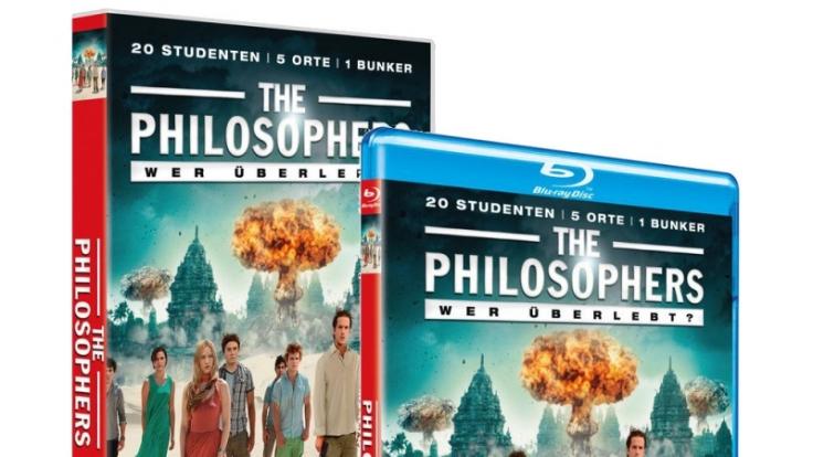 Blu-ray und DVD zu «The Philosophers» sind seit dem 18. Februar 2014 im Handel erhältlich.