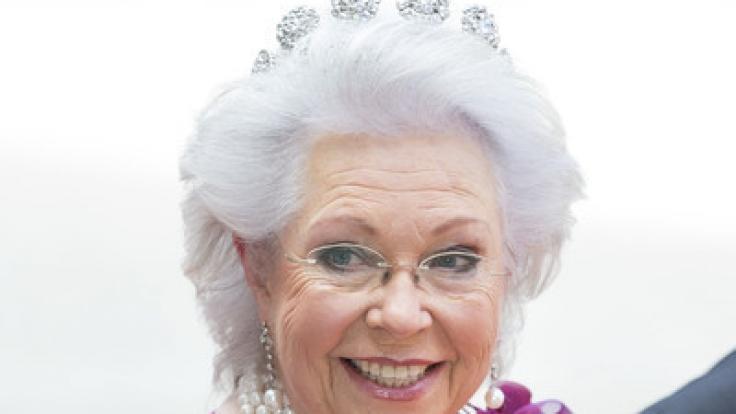 Prinzessin Christina von Schweden ist an Leukämie erkrankt.