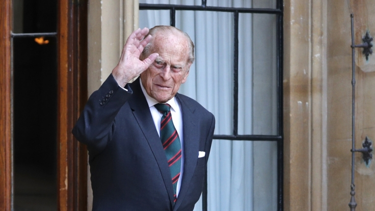 Prinz Philip, Herzog von Edinburgh, liegt aktuell mit einer Infektion im Krankenhaus. (Foto)