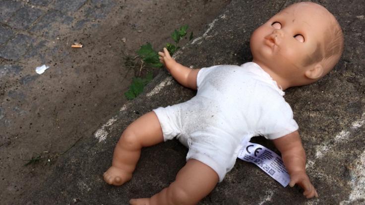 Warum musste das Neugeborene sterben?